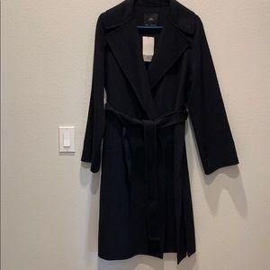 Long coat (navy)